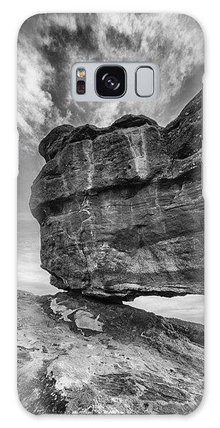 Balanced Rock Monochrome Galaxy Case