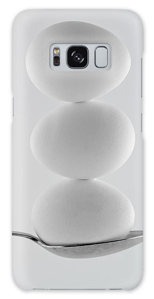 Balancing Eggs Galaxy Case by Gert Lavsen