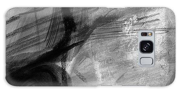 Stone Wall Galaxy Case - Balancing Stones 34 by Linda Woods