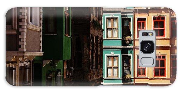 House Galaxy Case - #balat #istanbul #eskibinalar #renkli by Ozan Goren