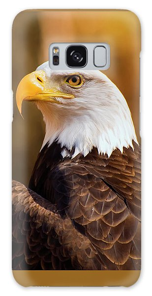 Bald Eagle 2 Galaxy Case