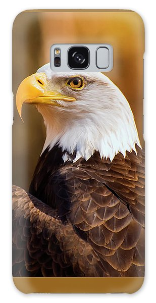 Bald Eagle 2 Galaxy Case by Chris Flees