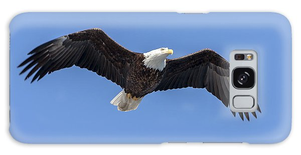 Bald Eagle Flight 1 Galaxy Case