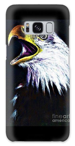 Bald Eagle - Francis -audubon Galaxy Case