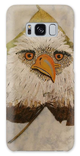 Bald Eagle Front View Galaxy Case