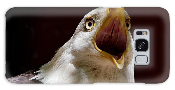 Bald Eagle - The Great Call Galaxy Case