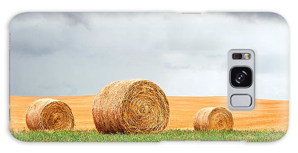 Contour Galaxy Case - Bales And Layers by Todd Klassy