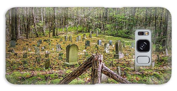 Bales Cemetery Galaxy Case