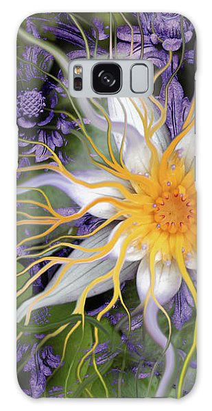 Bali Dream Flower Galaxy Case