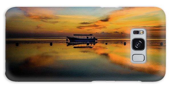 Bali Sunrise 3 Galaxy Case