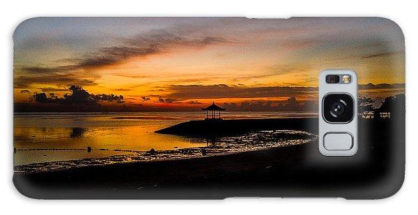 Bali Sunrise I Galaxy Case