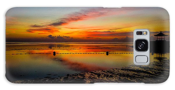 Bali Sunrise II Galaxy Case