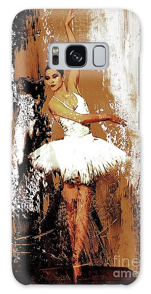 Ballerina Dance 093 Galaxy Case