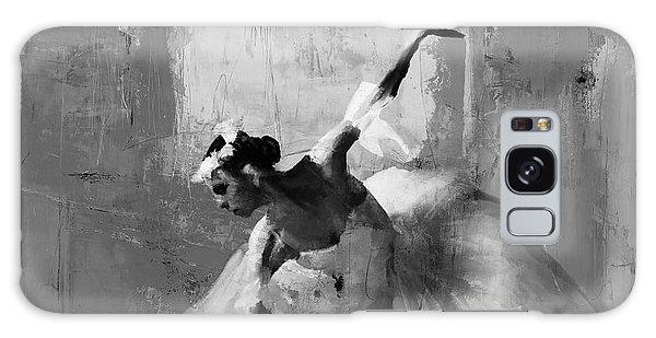 Ballerina Dance On The Floor  Galaxy Case by Gull G
