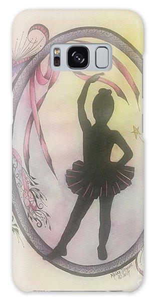 Ballerina Galaxy Case
