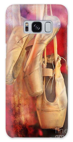 Ballerina Shoes Galaxy Case