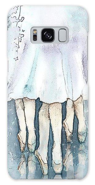Ballerina Galaxy Case - Ballerinas by Arline Wagner