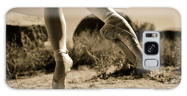 Ballet Pointe Galaxy Case