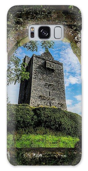 Galaxy Case featuring the photograph Ballinalacken Castle In County Clare, Ireland by James Truett