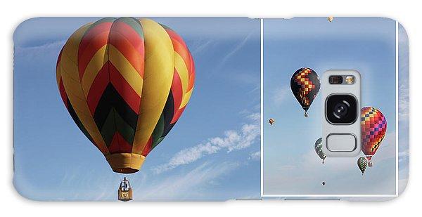 Balloon Festival Indianola, Iowa Galaxy Case