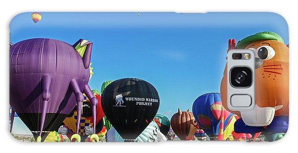 Balloon Fiesta Albuquerque I Galaxy Case