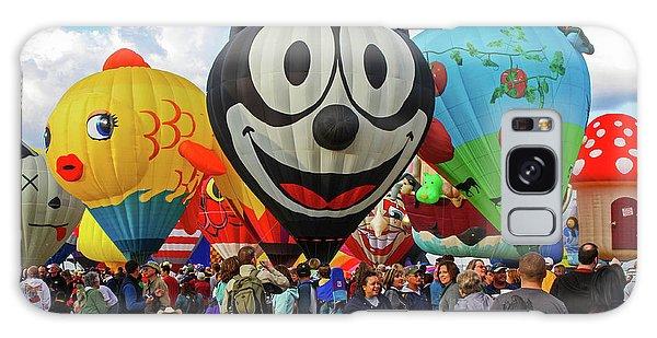 Balloon Fiesta Albuquerque II Galaxy Case