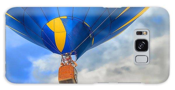 Balloon Flight Galaxy Case