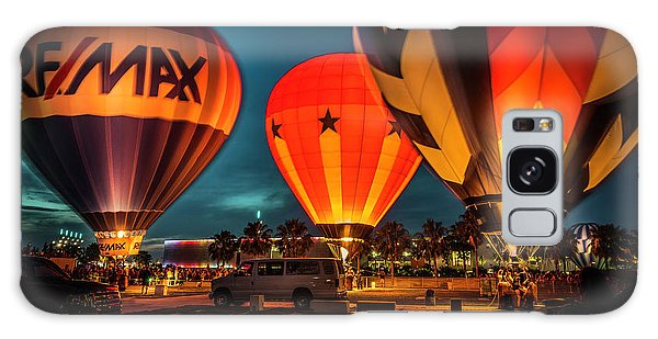 Pilot Galaxy Case - Balloon Glow by Marvin Spates
