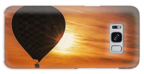 Balloon Ride Galaxy Case