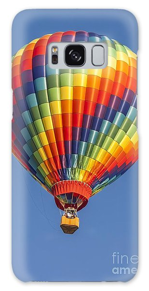 Ballooning In Color Galaxy Case