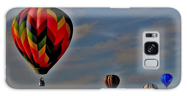 Balloons In The Sky Galaxy Case