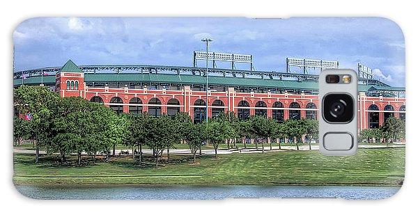 Ballpark In Arlington Now Globe Life Park Galaxy Case