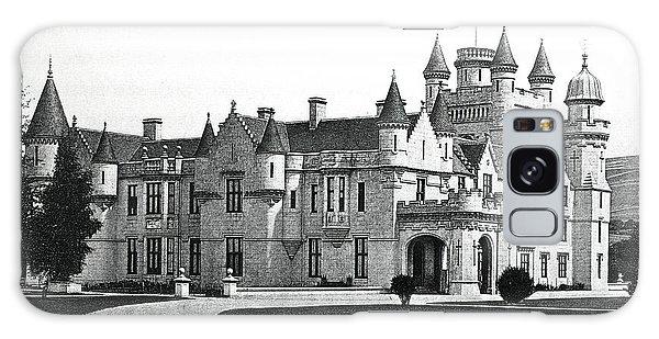 Balmoral Castle  Galaxy Case by English School