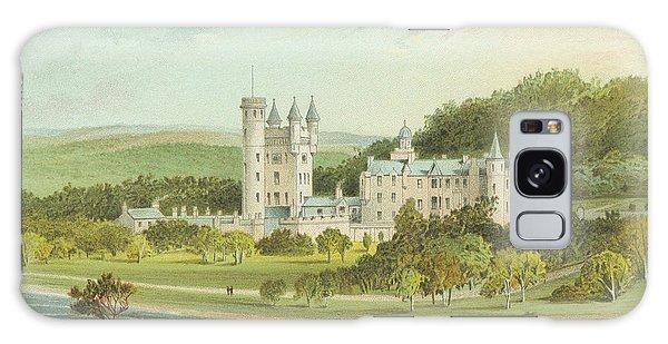 Cairngorms National Park Galaxy Case - Balmoral Castle, Scotland by English School