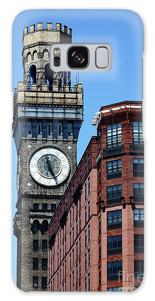 Baltimore Bromo Seltzer Tower Galaxy Case