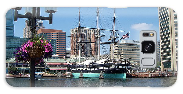 Baltimore Inner Harbor Galaxy Case