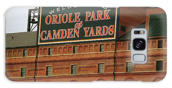 Galaxy Case - Baltimore Orioles Park At Camden Yards by Frank Romeo