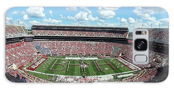Bama Spell-out Panorama Galaxy Case