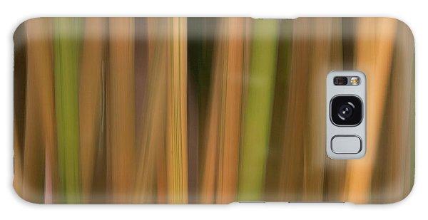 Bamboo Abstract Galaxy Case