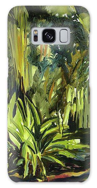 Bamboo Garden I Galaxy Case