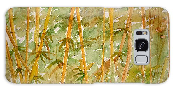 Bamboo Jungle Galaxy Case