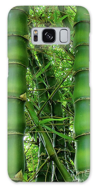 Bamboo Galaxy Case by Loriannah Hespe