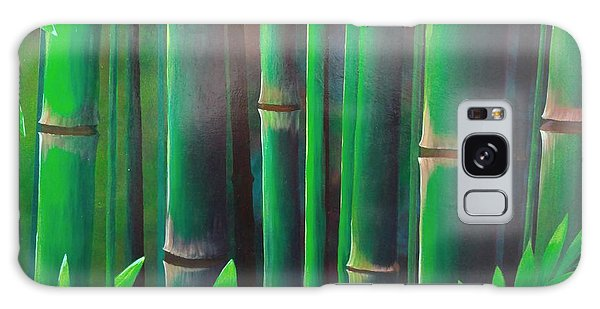 Bamboo  Galaxy Case