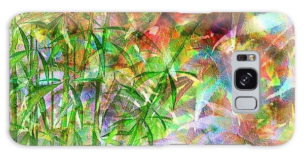 Bamboo Paradise Galaxy Case