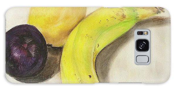 Banana And Company Galaxy Case by Sheron Petrie
