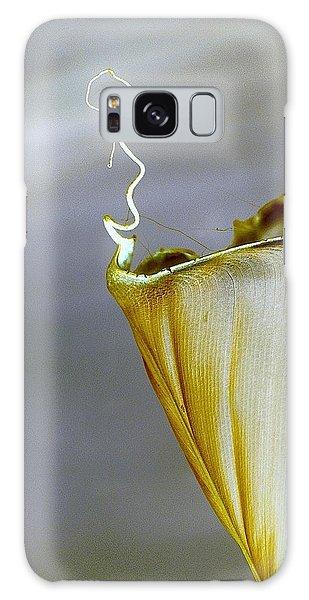 Banana Leaf Galaxy Case