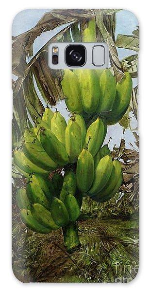 Banana Tree Galaxy Case