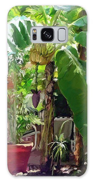 Banana Tree Galaxy Case