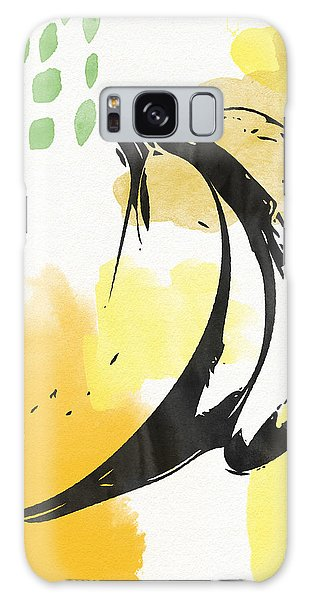 Bananas- Art By Linda Woods Galaxy Case