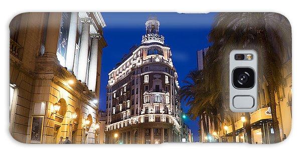 Banco De Valencia Galaxy Case